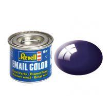 Bleu Nuit Brillant - Peinture à maquette 14ml - 32154 - Revell
