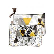 POCH 30X21 SIVIGNON GUILE OWL
