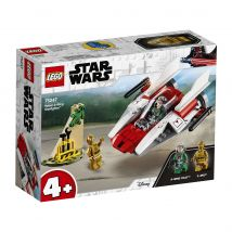 Chasseur stellaire rebelle A-Wing - LEGO Star Wars - 75247