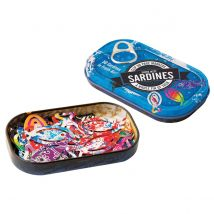 Marque-pages the Tin Of Sardines - If Cardboard Creations