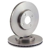 EBC Brakes Brake Discs - Rear Pair - Vented, 315mm x 20mm