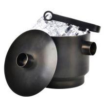 XL Boom Seau à glace Rondo - XL Boom noir en métal