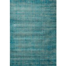 Toulemonde Bochart Tapis Voyage / 200 x 300 cm - Tissé main - Toulemonde Bochart turquoise en tissu