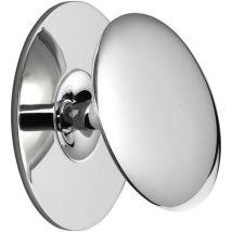 Flos Applique Back 2 LED / Ø 13,1 cm - Flos chromé en métal