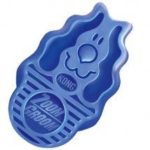 Brosse de massage Kong Zoom Groom - P 4 x l 7,4 x H 12 cm