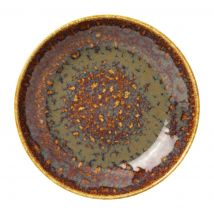 Steelite Vesuvius Coupe Bowls Amber 290mm (Pack of 12) Pack of 6