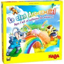 Haba - Magistraal Gezelschapsspel - Regenboogbende Franstalige titel