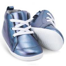 Bobux - Schoenen Step Up - Alley-oop navy metallic 21