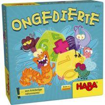 Haba - Ongedierte - rekenmemo Nederlandstalige titel