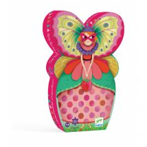 puzzle 'The butterfly lady' 36pces