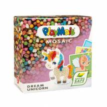Play Mais - Mosaic - Licornes - à partir de 5 ans