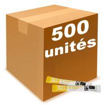 Buchettes de sucre blond de canne terra Ética origine paraguay - carton 500 pièces