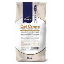 Café gourmand vending grubon cappuccino caramel - 1 kg