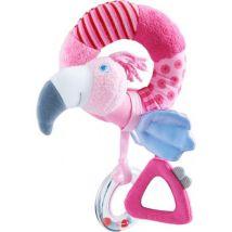 Haba - Te gekke hangfiguur - Flamingo Gustaaf