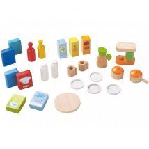 Haba - Poppenhuis accessoires Little Friends - Keuken