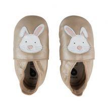 Bobux - Babyslofjes - Rabbit Gold M (9-15 maanden)