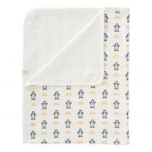 Fresk - Speels baby deken - Pinguïn