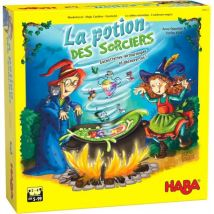 Haba - Betoverend memo spel - Toverketel Franstalige titel