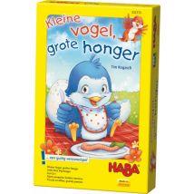 Haba - Grappig gezelschapsspel - Kleine vogel, grote honger Nederlandstalige titel