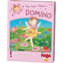 Haba - Schattig spel Bloemenfee - Domino Franstalige titel