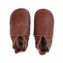 Bobux - Prachtige babyslofjes - Toffee Simple Shoe L (15-21 maanden)