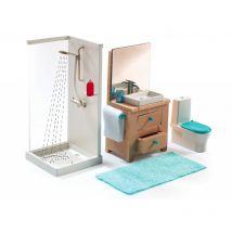 salle de bain - Petit Home by Djeco 7pc
