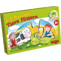 1, 2, puzzle-moi 'Nourrir les animaux'