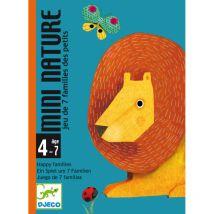 jeu de 7 familles 'mini nature'