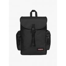 canvas multi-pocket backpack eastpak black