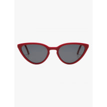 sunglasses komono racing red