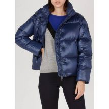 short padded jacket with high neck sud express