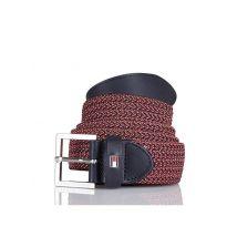 ceinture tressée tommy hilfiger corporate