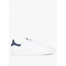 stan smith - sneakers adidas ftwwht/ftwwht/conavy