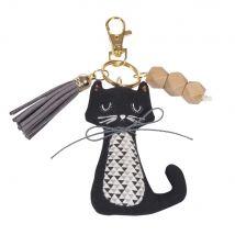 cat key ring (10x12x1cm) - Maisons du Monde