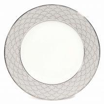 china dessert plate with Japanese motif D 19 cm (19x0x0cm) - Maisons du Monde