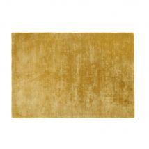 Goldenes getufteter Teppich 140x200 - 140x200x2cm - Maisons du Monde