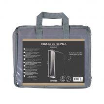 Light Grey Fabric Cantilever Parasol Protective Cover - 50x261x10cm - Maisons du Monde