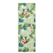 Tropical Print Deckchair Canvas 44x124 (44x124x1cm) - Maisons du Monde