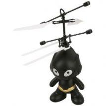 Flying Hero, schwarz