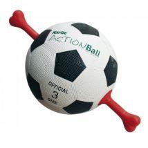 Ballon action ball pour chien
