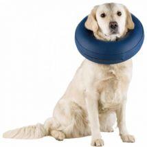 Collier de protection gonflable pour chien taille s