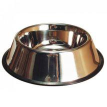 Écuelle inox conique antidérapante chien et chat 2,8 l