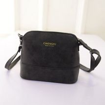 PU Shell Bag Women Small Shell Bag Female Messenger Bag Ladies Crossbody Bag