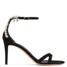 Giuseppe Zanotti LYNETTE Womens Sandals Black