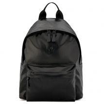 Giuseppe Zanotti BUD Mens Backpacks Black