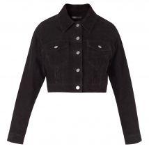 Giuseppe Zanotti HADDA Womens Jackets Black