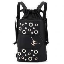 Giuseppe Zanotti GWEN Womens Backpacks Black