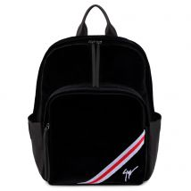 Giuseppe Zanotti CHALMER Mens Backpacks Black