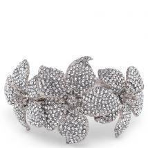 Giuseppe Zanotti BOUQUET Womens Bracelets Silver