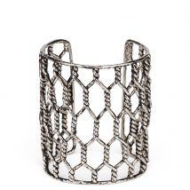 Giuseppe Zanotti LAUREN Womens Bracelets Silver